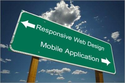 Responsive Mobile Application