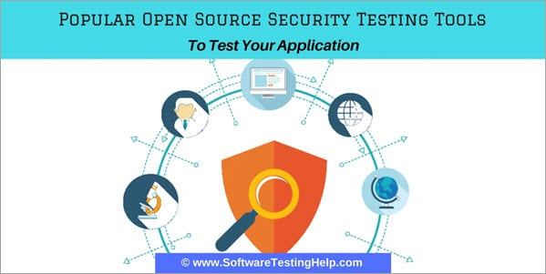 Open Source Security Testing Tools