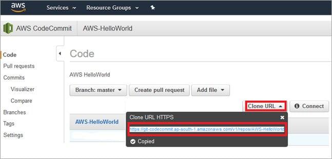 AWS Code Screen