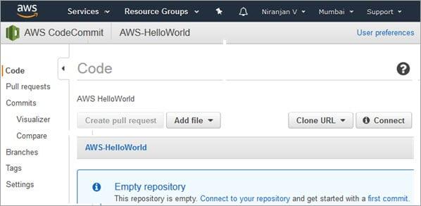 Empty Repository