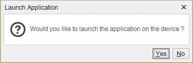 Launch Application