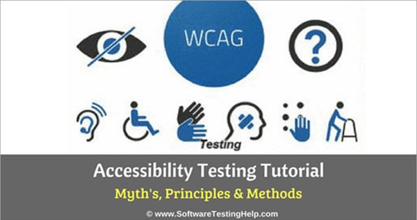Accessibility Testing Tutorial