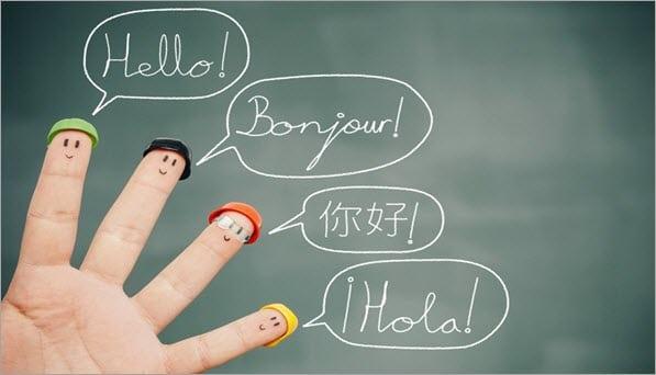 multi-language-website
