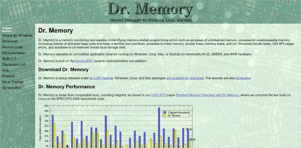 Dr. Memory