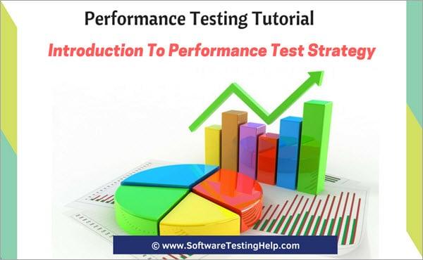 Performance Test plan vs test strategy