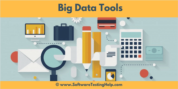 Big data tools for data analysis