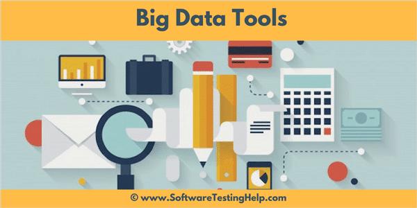 Big data tools for data analysis