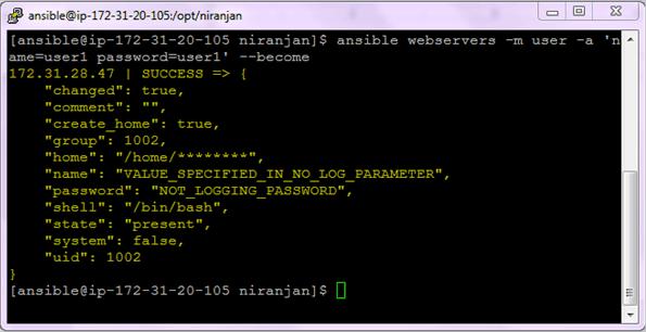 16.User Module-to add user