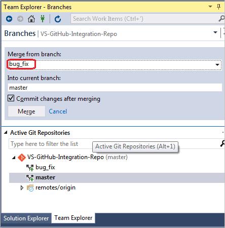 bug_fix branch