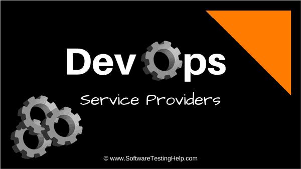 DevOps service provider