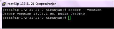 Installing Docker