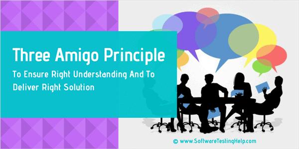 3 amigo principle