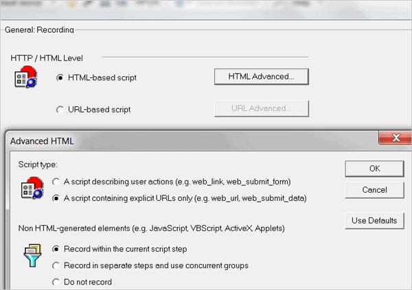 4.HTML mode