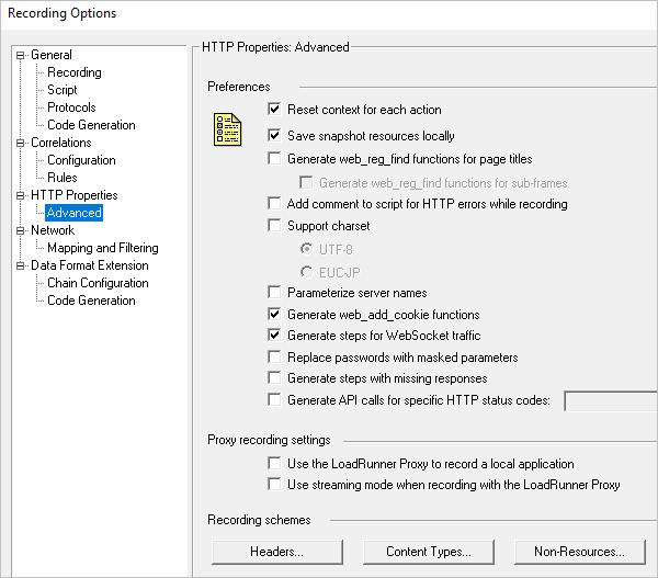 7. HTTP Properties-Advanced
