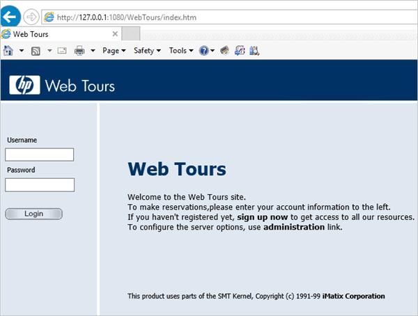 8.web tours