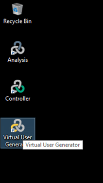 9.Virtual user Generator