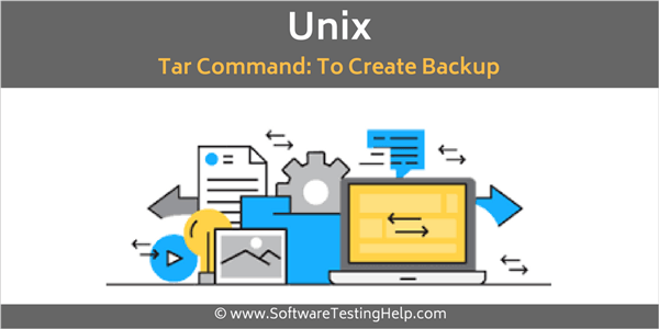 Tar Command in unix