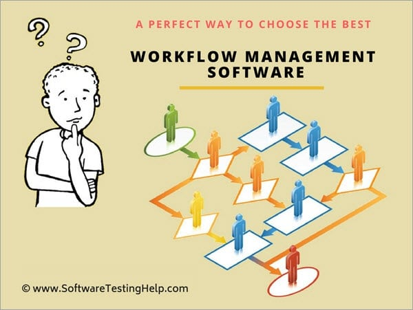 Workflow management software