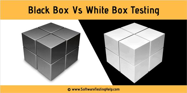 black box vs white box testing