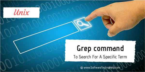 Grep Command in Unix with Simple Examples