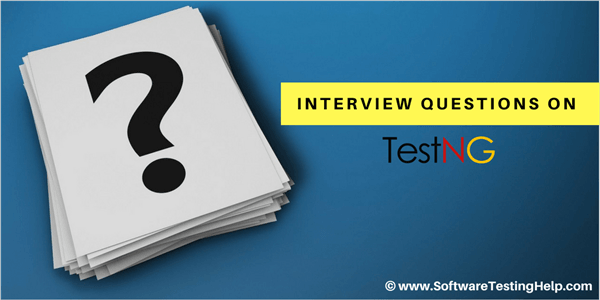 interview questions on testng