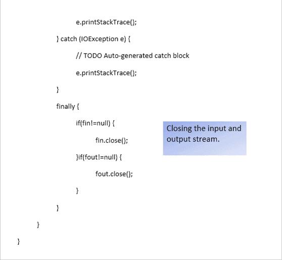 Reading file as Byte Streams2
