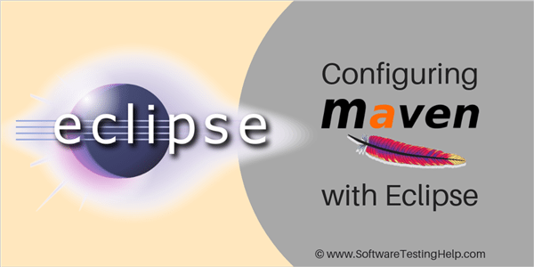 configuring Maven with eclipse