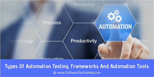 types of automation testing