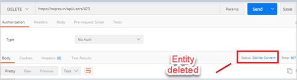 15.Delete the user