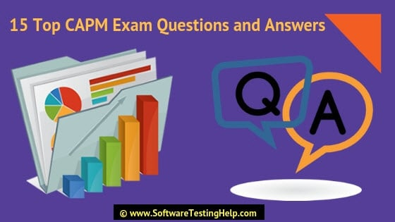 15 Top CAPM® Exam Questions and Answers (Sample Test Questions)