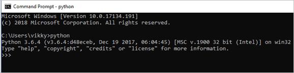 Python Command