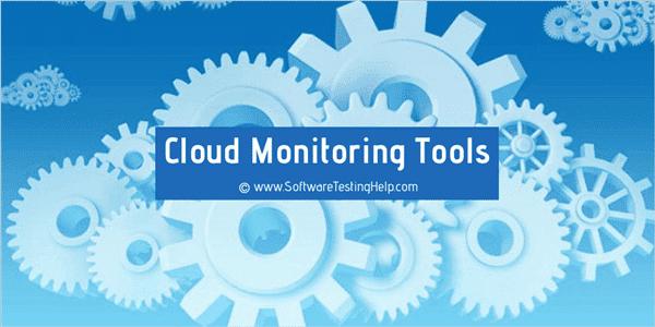 cloud monitoring tools