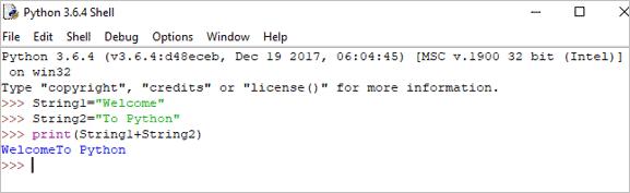 Python Data types - string multi_line example