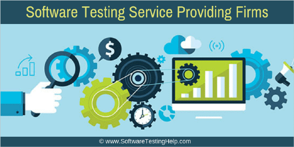 software testing service provider companies