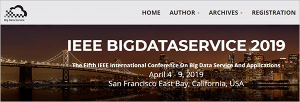 IEEE bigdata services