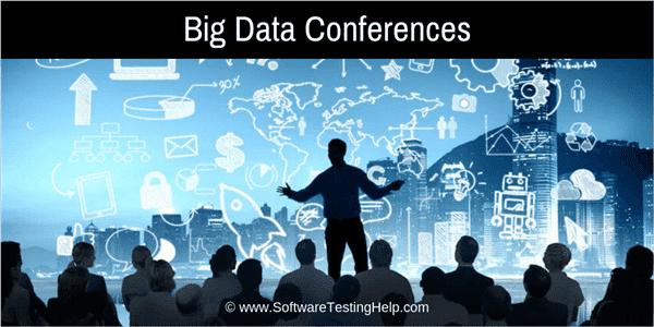big data conferences