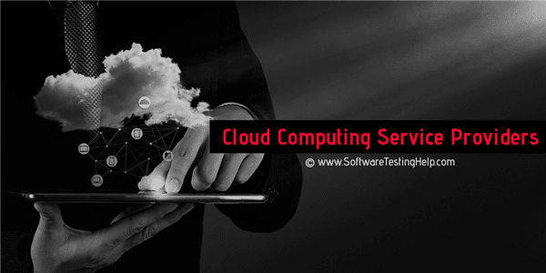 15 Top Cloud Computing Service Provider Companies