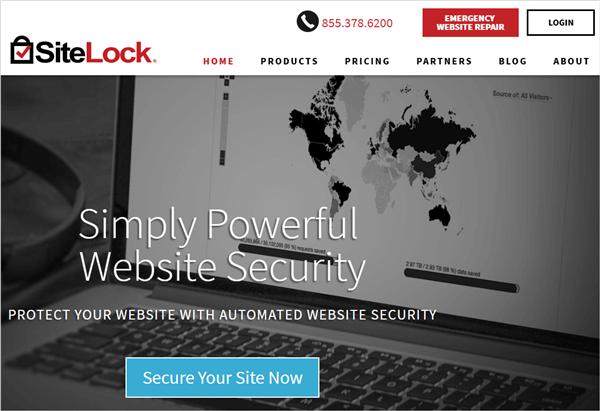 site lock
