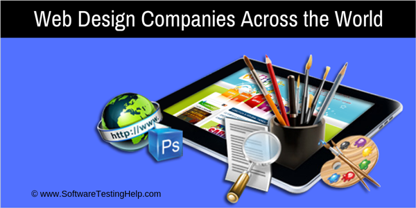 top web design company from USA and India