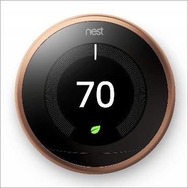Nest T3021US Learning Thermostat Easy Temperature Control