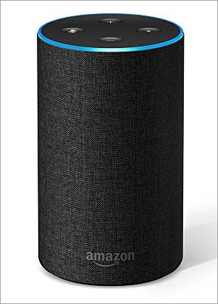 Amazon Echo Plus voice controller