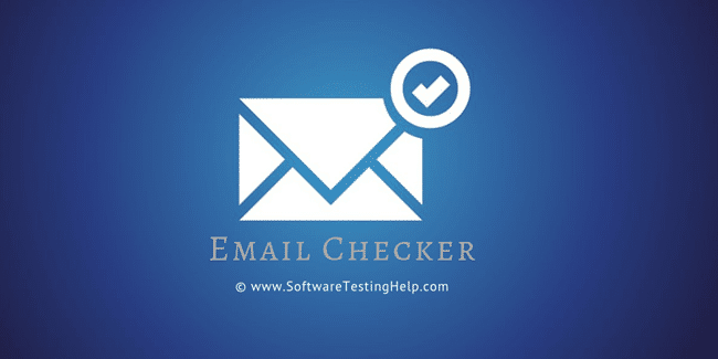 Email verification and validation services