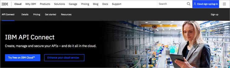 IBM API Management