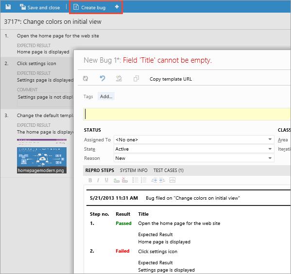 generate a bug id.