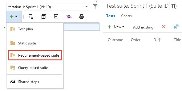 Regression test suite