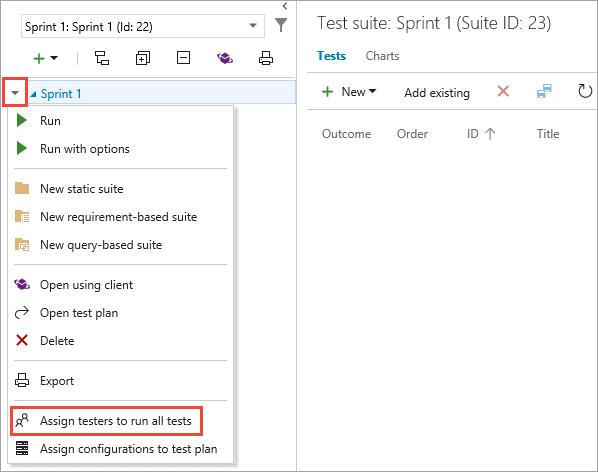 Edit selected work item