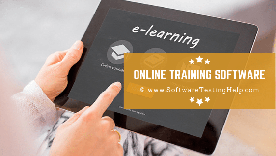 Reviews of the best Online Training Software