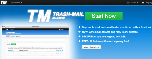 Top 10 Fake Email Generator (Get a Free Online Temp Email Address)