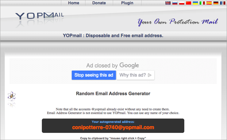 10 Best Fake Email Generators Get Free Temp Email Address