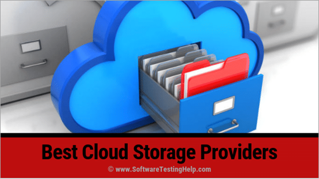 Best Cloud Storage Providers